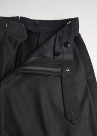 Paul Fit Peak Lapel Super 120s Wool Tuxedo, thumbnail 6