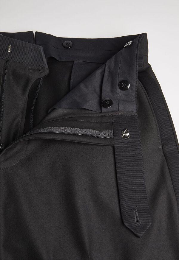 Paul Fit Peak Lapel Super 120s Wool Tuxedo, image 6