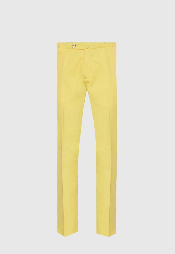 Garment Dyed Cotton Pant
