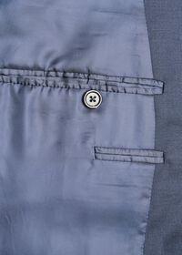 Paul Fit Sharkskin Super 110s Suit, thumbnail 4