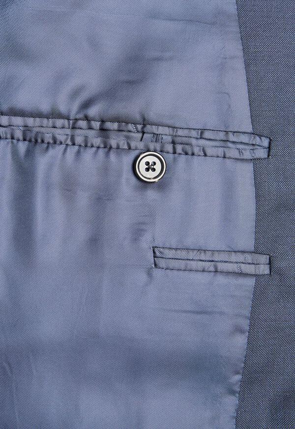 Paul Fit Sharkskin Super 110s Suit, image 4
