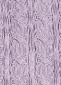 Cashmere Cable Knit Scarf, thumbnail 2