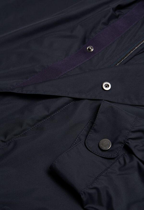 Solid Parka Jacket, image 2