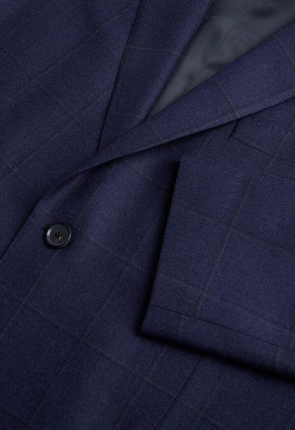 Super 180s Deco Pane Suit, image 2