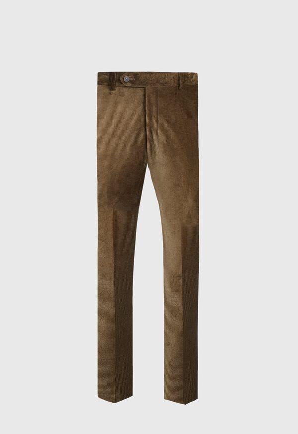 Horizontal Corduroy Trouser, image 1