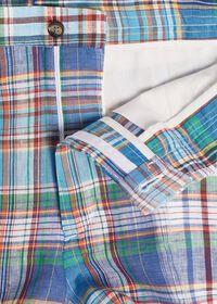Bright Plaid Walk Shorts, thumbnail 2