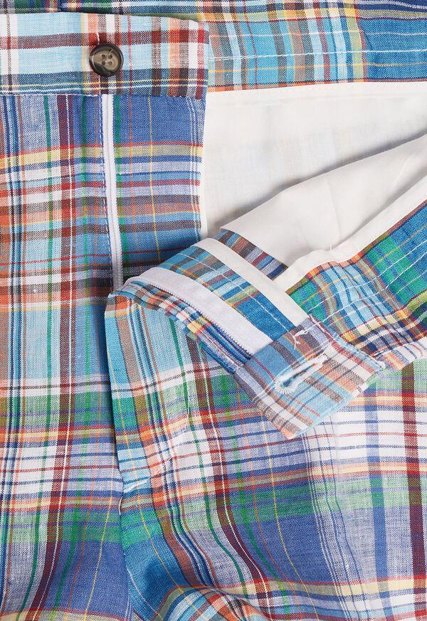 Bright Plaid Walk Shorts, image 2