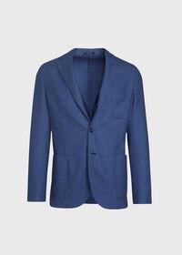 Mid Blue Soft Jacket, thumbnail 1