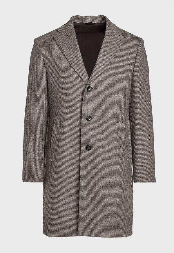 Welt Pocket Overcoat, image 1