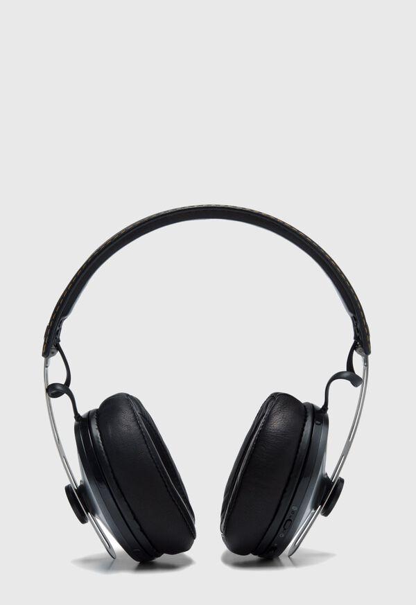 Sennheiser Leather Wireless Headphones, image 1