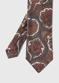 Paisley Silk Tie, thumbnail 1