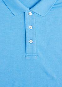 Pima Cotton Interlock Polo, thumbnail 18
