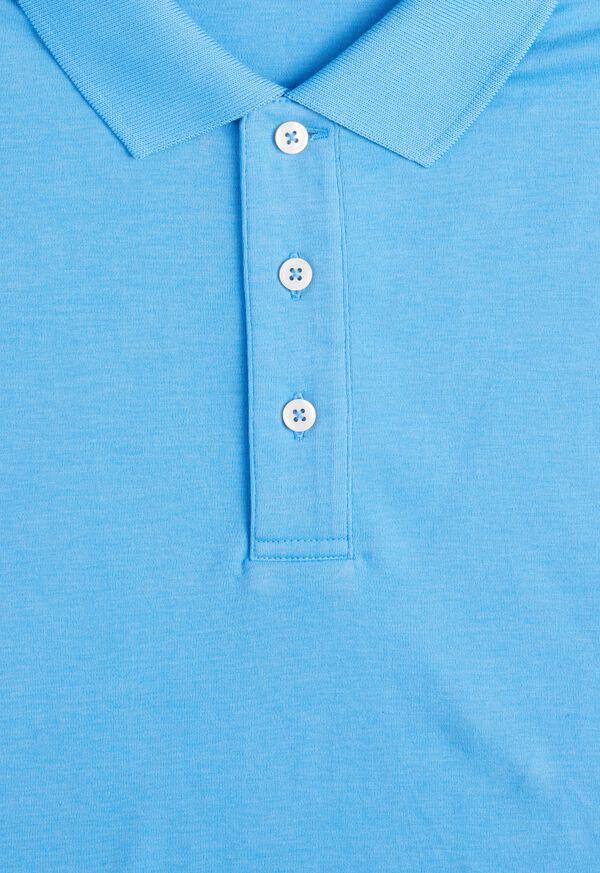Pima Cotton Interlock Polo, image 18
