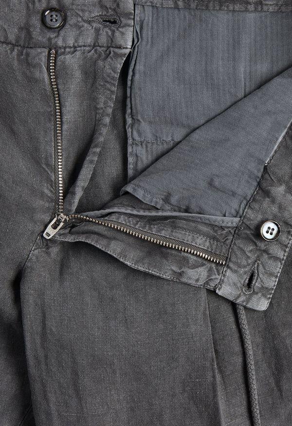 Solid Linen Suit, image 6