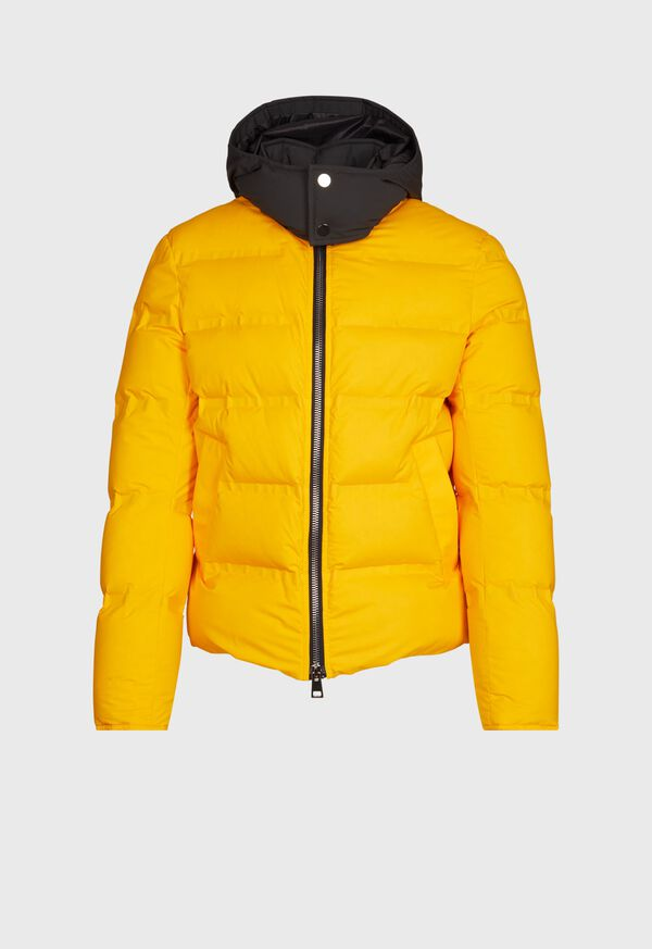 Down Hooded Jacket, image 3