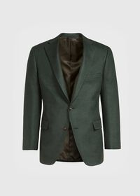 Wool Blend Solid Sport Jacket, thumbnail 1