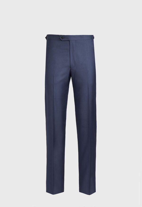 Paul Fit Sharkskin Super 110s Suit, image 5