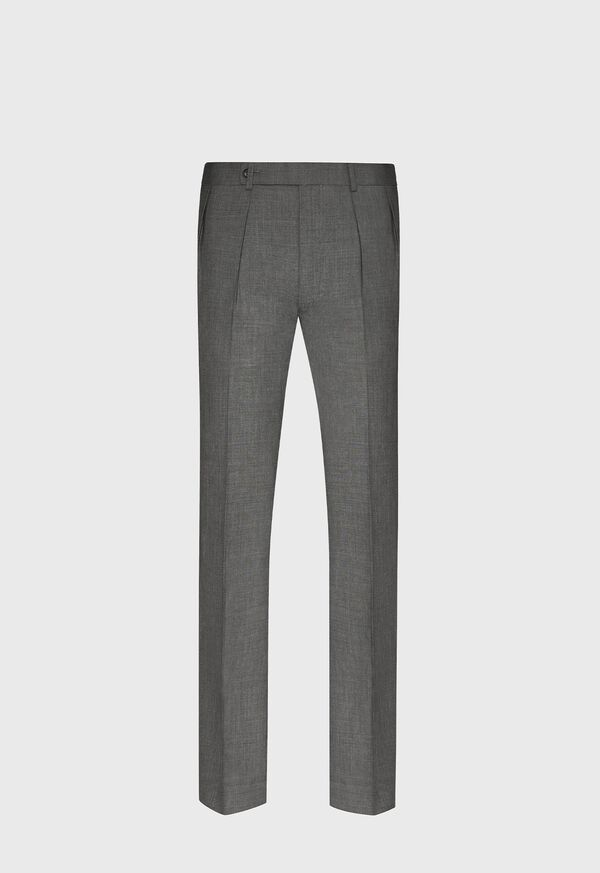 Solid Wool Pant, image 1