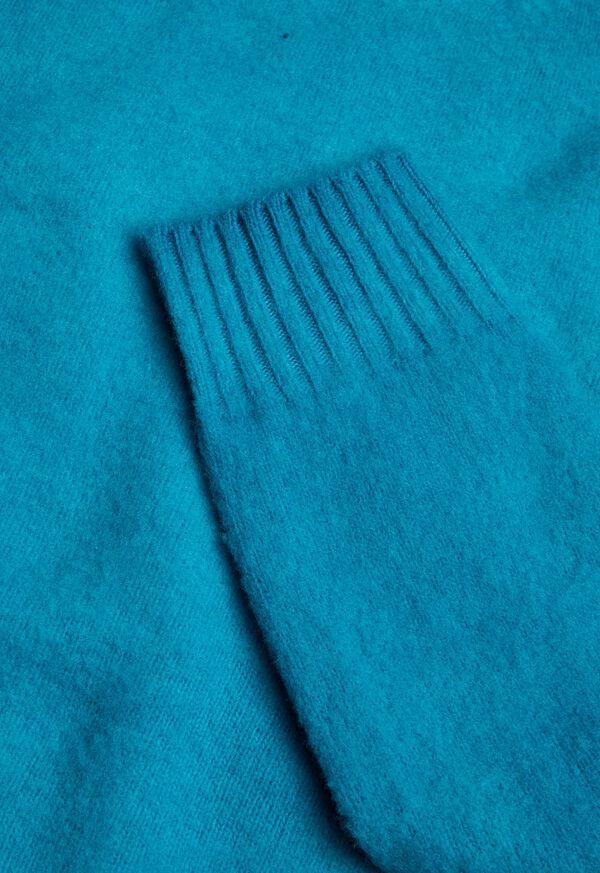Brushed Merino Wool Sweater, image 3