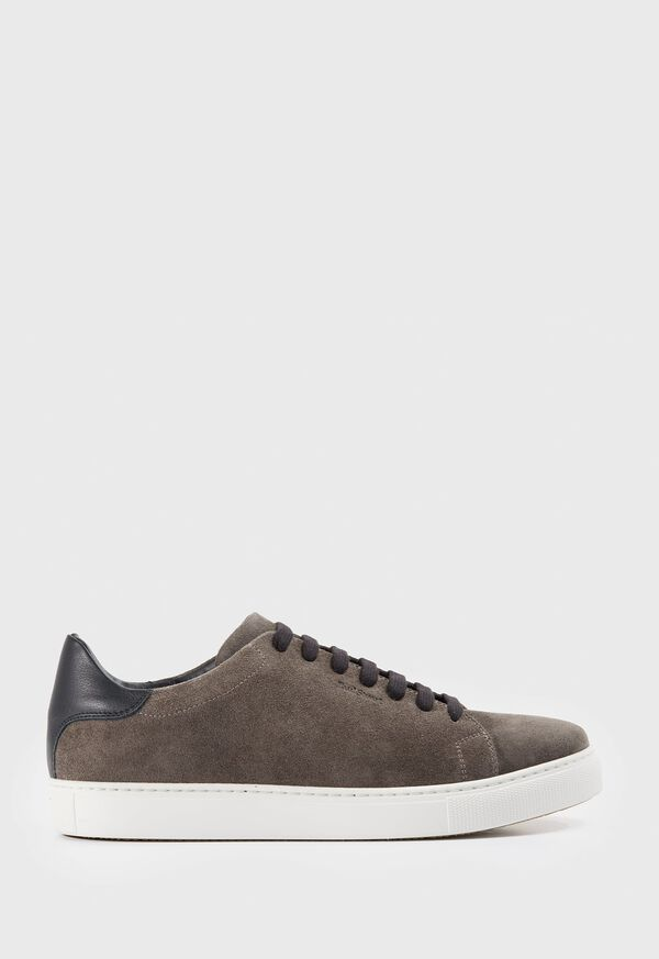Suede Pascal Sneaker, image 1
