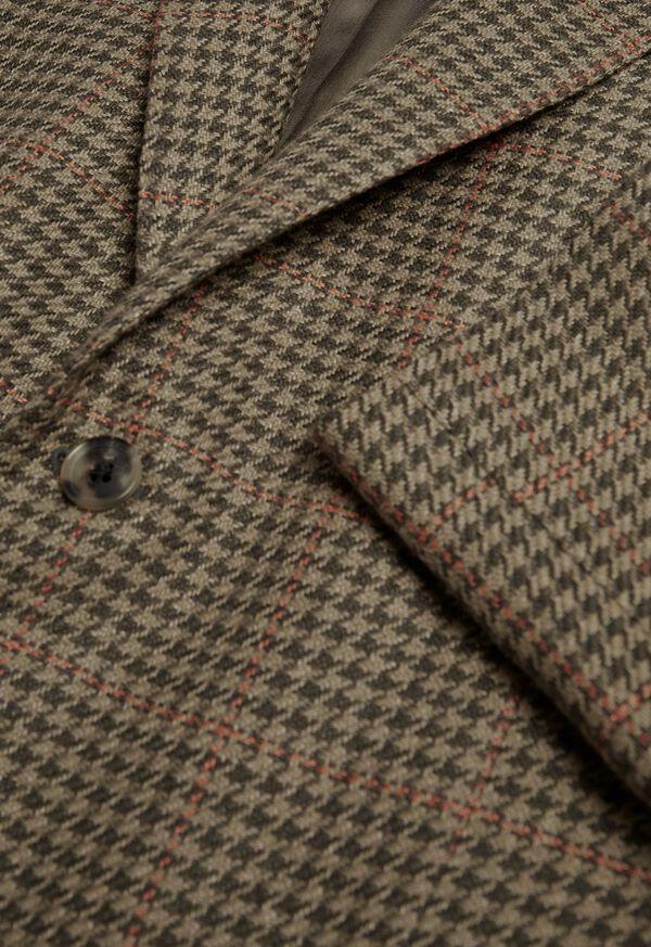 Olive and Sage Houndstooth Sport Jacket, image 2