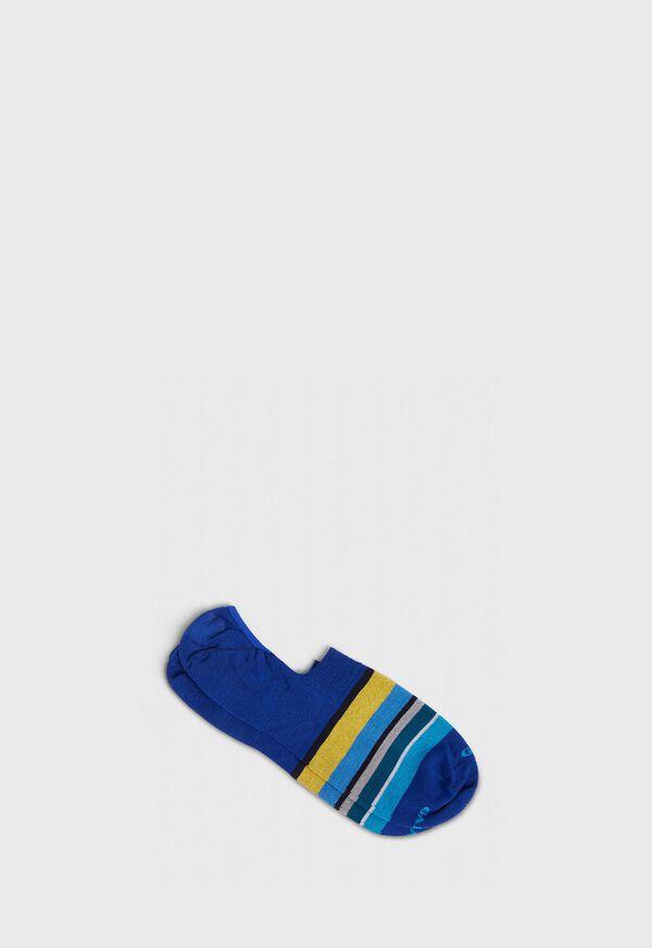 Stripe Invisible Sock, image 1