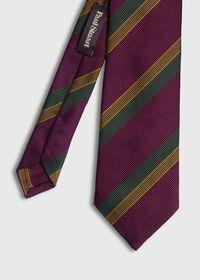 Tricolor Stripe Tie, thumbnail 1