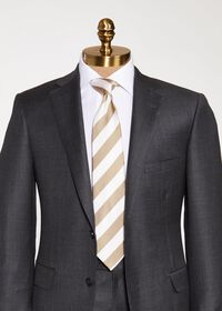 Thick Striped Tie, thumbnail 2