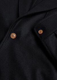 Black Wool Blazer, thumbnail 2