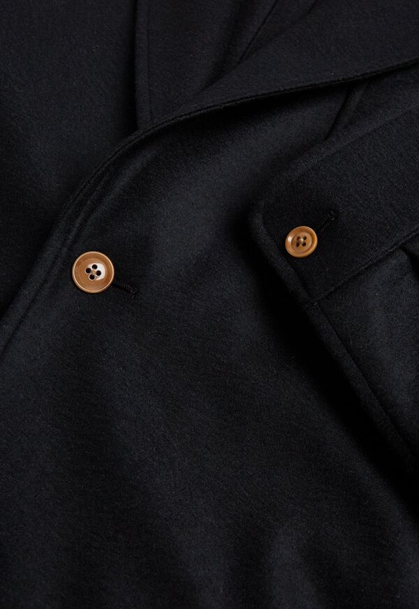Black Wool Blazer, image 2