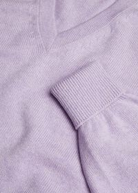 Scottish Cashmere V-Neck Sweater, thumbnail 32
