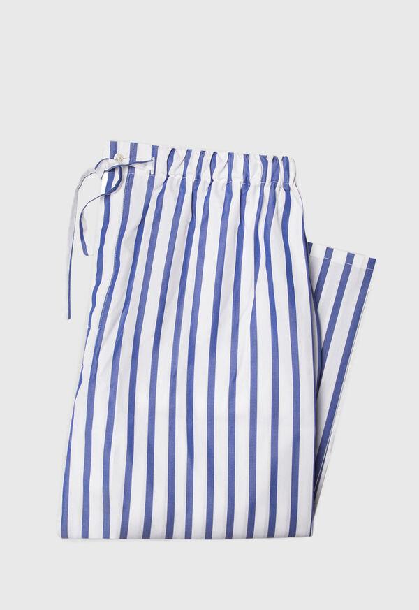 Stripe Cotton Pant, image 1