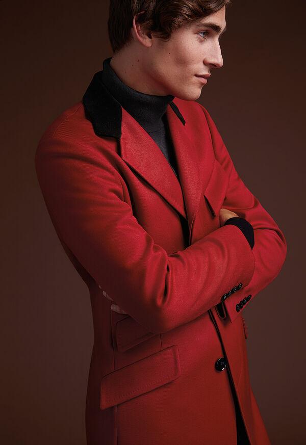 Fox Hunt Ball Twill Coat, image 2
