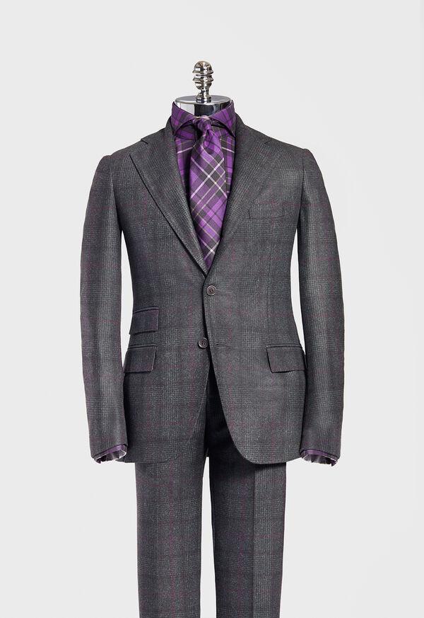 Printed Handwork Suit, image 1