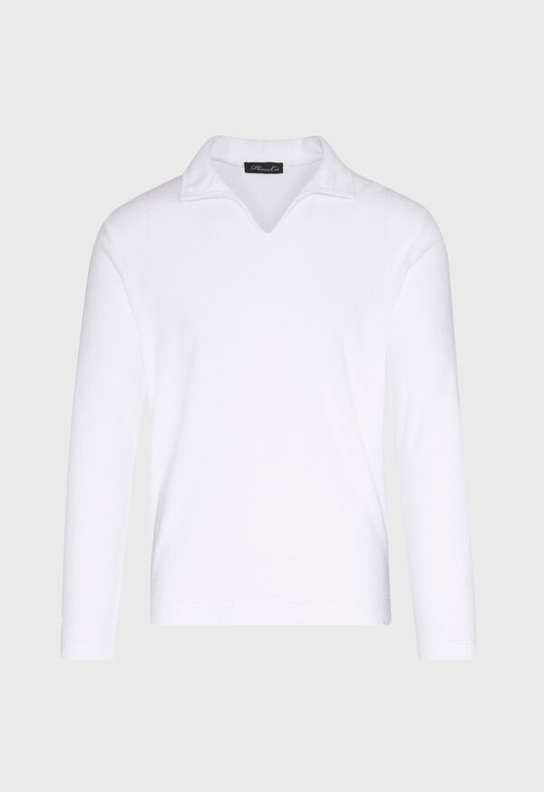 Cotton Terry Pullover, image 1
