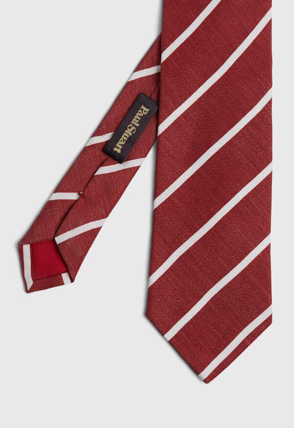 Narrow Stripe Tie, image 1