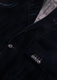 Blue Velvet Blazer, thumbnail 2