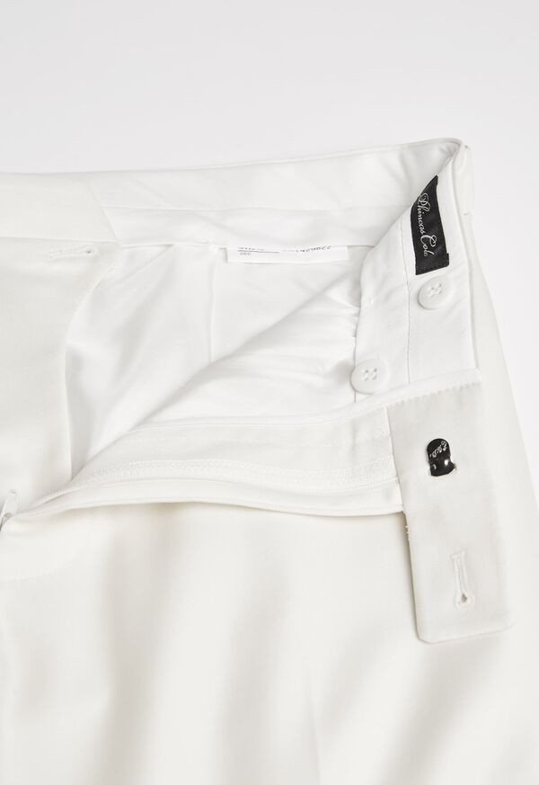 Cream Side Strap Harley Pant, image 2