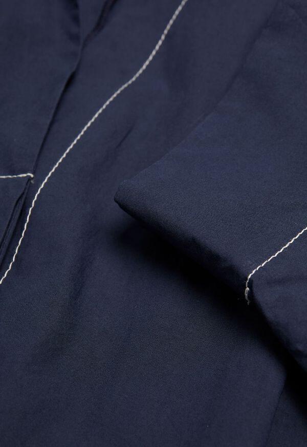 Belted Shirt Dress, image 2
