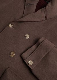 Brown & Burgundy Coat, thumbnail 3