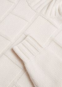 Tonal Patterned Sweater, thumbnail 2