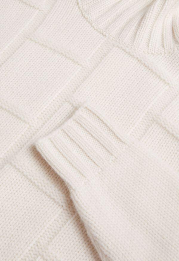 Tonal Patterned Sweater, image 2