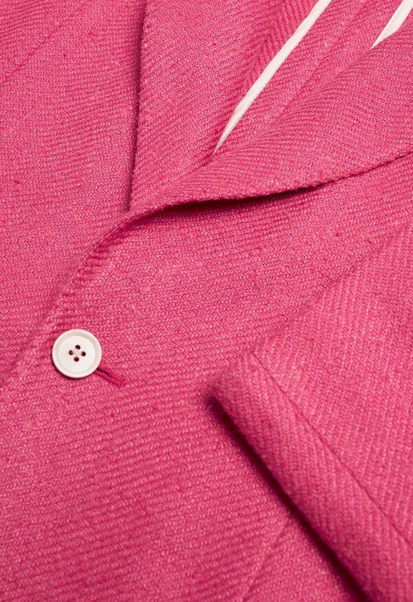 Solid Crimson Sport Jacket, image 2