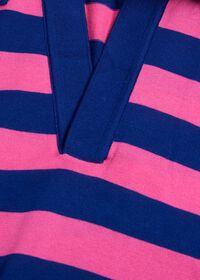 Two Tone Stripe Polo, thumbnail 2