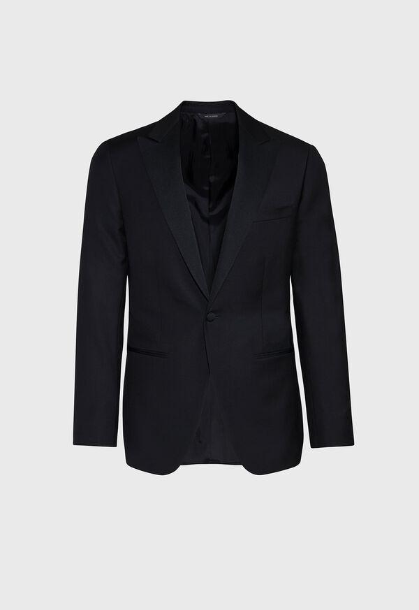 Super 110s Wool Peak Lapel Tuxedo, image 3