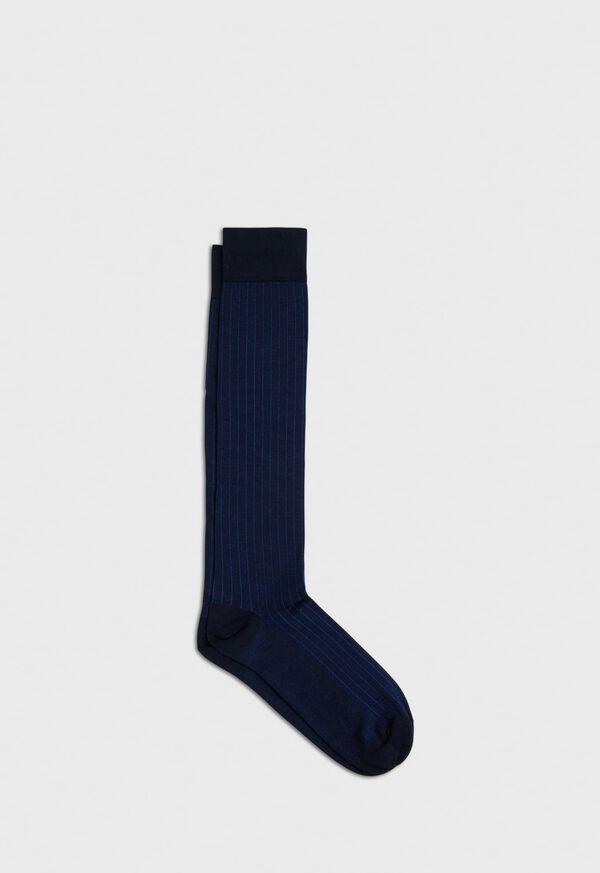 Vertical Stripe Sock, image 1