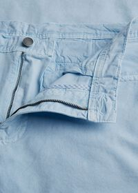 Stretch Cotton and Modal 5-Pocket Trouser, thumbnail 2