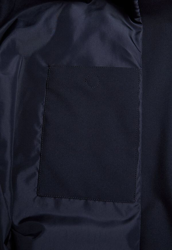 Navy Classic Trench Coat, image 4