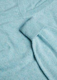 Scottish Cashmere V-Neck Sweater, thumbnail 31