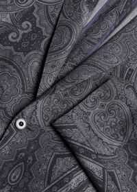 Paisley Print Wool Blazer, thumbnail 3
